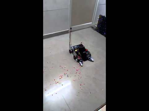 Automatic Room Cleaner