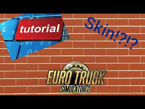 Jouw eigen truck en/of trailerskin maken in ETS2!!!