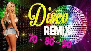The Best Disco Music 💘 Nonstop Disco Dance Songs Remix 70 80 90s 💘 Euro disco Megamix Track13/07/21
