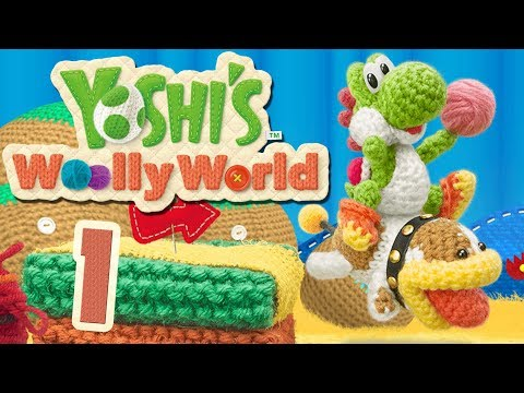 Yoshi's Woolly World - Part 1: The Cutest Adventure!