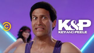 Tragedy Strikes at an Aerobics Competition - Key & Peele