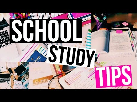 Study/Exam Tips You NEED To Know! Derin Adetosoye
