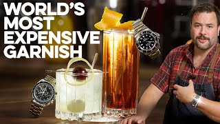Classic Cocktails & Iconic Watches | How to Drink