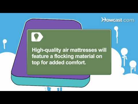 How to Buy an Air Mattress