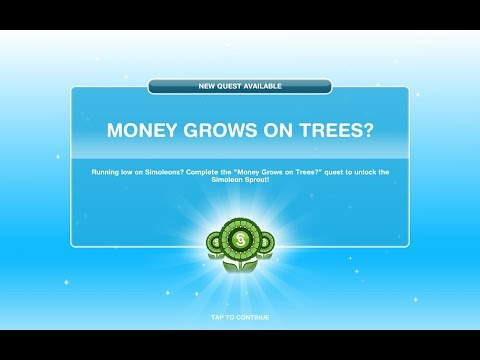 Ep.3 Money Grows On Trees. Sims Freeplay.