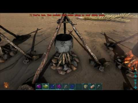 How to get Water for Kibble - Ark Survival Evolved