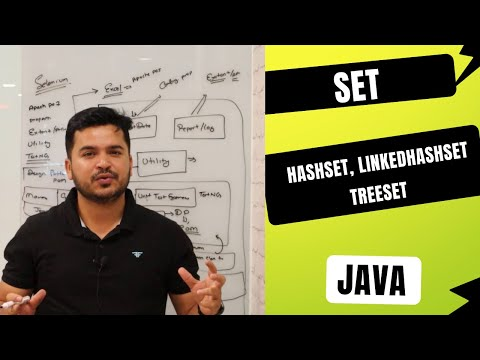 What is Set Interface in Java and How to use Set in Selenium Webdriver