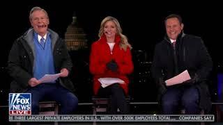 Fox & Friends embrace Trump
