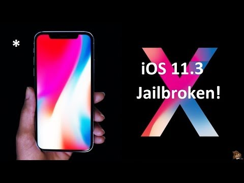 NEW! iOS 11.2.6 & iOS 11.3 Jailbreak By Pangu Released! April 2018 Cydia and Untethered!