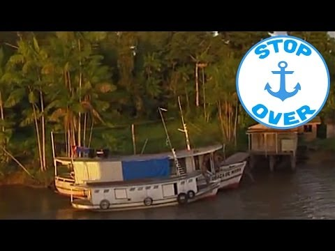 A river and its people, Amazon part 2 - Belem to Manaus (Documentary, Discovery, History)