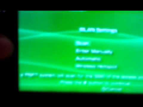 Help psp wifi not suported