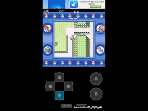 Pokemon blue how to get all starters