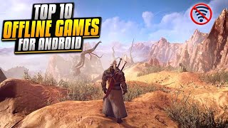TOP 10 OFFLINE GAMES FOR ANDROID 2020 | NEW OFFLINE GAMES FOR ANDROID & IOS
