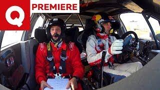 Fare il navigatore su una Citroen C3 WRC | Quattroruote
