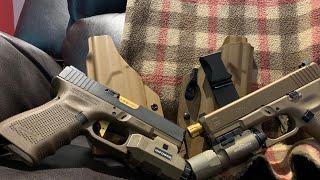 glock 19x holster wear Videos - 9tube tv