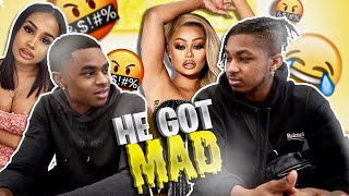 FLIRTING WITH BLAC CHYNA & DREAM DOLL IN FRONT OF YBN ALMIGHTY JAY... **didn't end well**