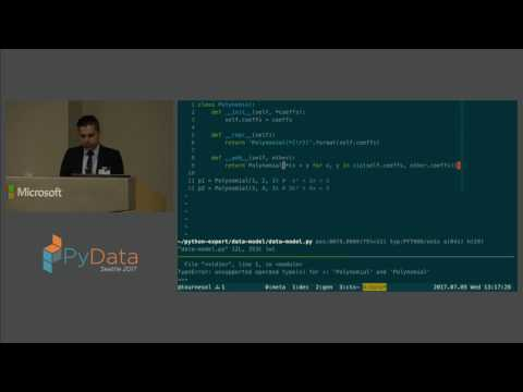James Powell - So you want to be a Python expert?