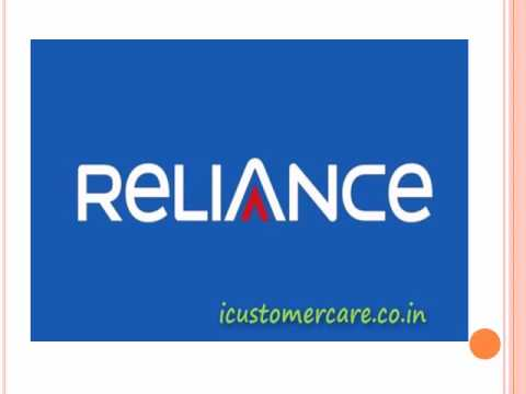 Reliance Customer Care Toll Free number