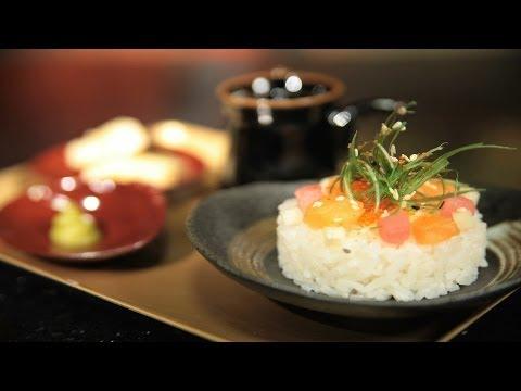 Learn  Chirashi - Scattered Sushi By Shreeya