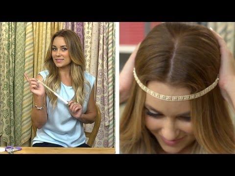 Lauren Conrad: Headband