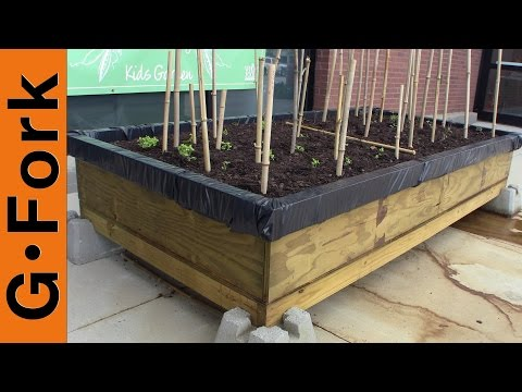 Building Raised Garden Beds For Schools and More - GardenFork