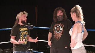 Enzo tells Noelle Foley she