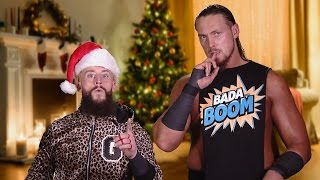 "Enzo & Big Cass do some heavy improvising on their must-see reading of ""The Night Before Christmas.."
