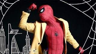 That Spidey Life Bruno Mars Spider man Parody nerdist Presents