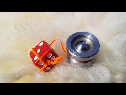 5A with the Mighty Flea YoYo. World's smallest freehand yoyo. 5a May