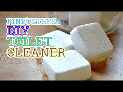 DIY Eco Friendly Toilet Cleaner // DOES THIS LIFE HACK REALLY WORK?