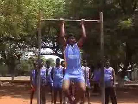 Peraaval Academy Physicsl training for uniform service aspirants   First look