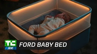 Ford built a baby bed
