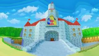 Super Mario 64 Peach