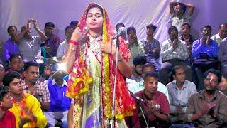 #সুন্দর কীর্তন আশালতা দিদির, #কেঁদে কেঁদে অশ্রু বাসে, মধুর হরিনাম Sanatan Music