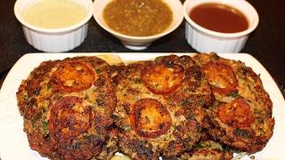 Chicken Chapli Kabab چکن چپلی کباب ~Dish Wish~
