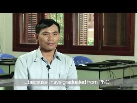 CISCO & PNC: Technology Training Empowers Youth to Overcome Cycle of Poverty in Cambodia