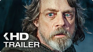 STAR WARS 8: Die Letzten Jedi Trailer 2 German Deutsch (2017)