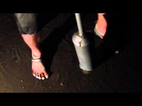 Dig Razor Clams - Oregon Coast - How To