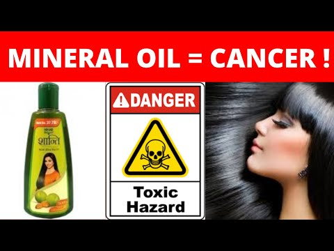 How to grow hair fast in Hindi -Mineral Oil is bad for your Hair ✔️
