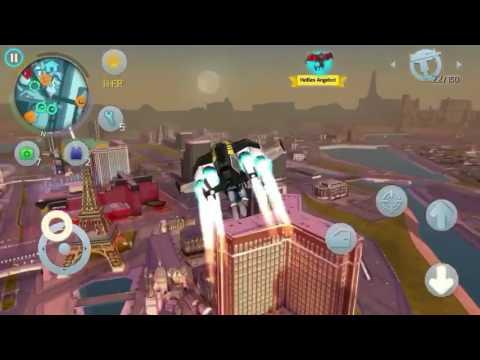 Gangstar Vegas | Flying with my Jetpack