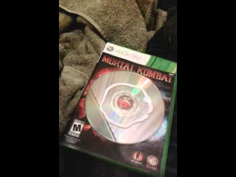 How to fix a Scratched or Ringed Xbox 360 game Pt1