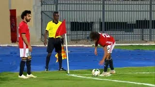 Best Corner Kick Goals In Football l Salah, Ronaldinho, Di Maria..