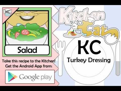 Turkey Dressing - Kitchen Cat