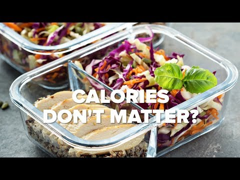 Weight Loss - Diet Quality More Important Than Calories?