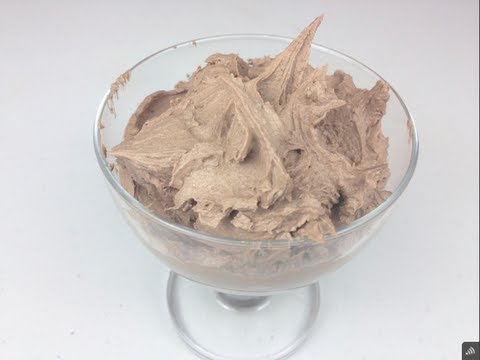 WHIPPED PUDDING - Low Carb Version
