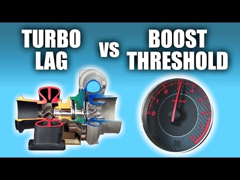Turbo Lag vs Boost Threshold — What's The Difference?
