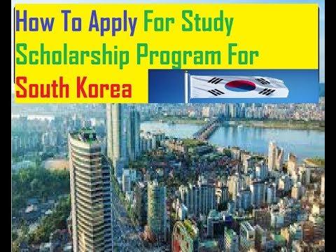 South Korea : Scholarship Program For International Students