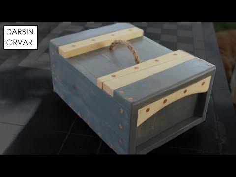 My Take on the Japanese Tool Box