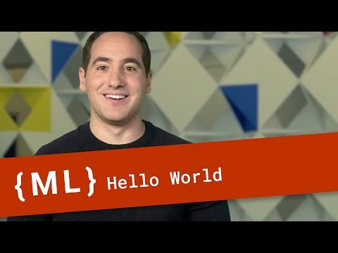 Hello World - Machine Learning Recipes #1