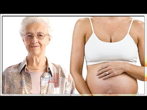 70 Yr Old Will Become The World's Oldest To Give Birth